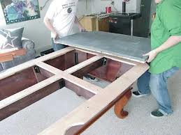 Pool table moves in Charlotte North Carolina