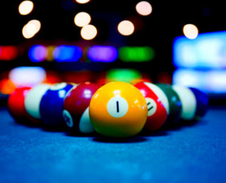 Sell a pool table in Charlotte, North Carolina.