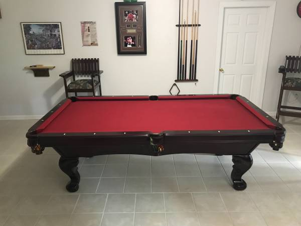Pool Tables For Sale North Carolina Pool Table Movers Charlotte - Brunswick sherwood pool table