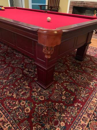 Solo 174 Charlotte Pool Table Amp Billiard Chairs 80