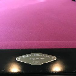 ProLine Billards Table