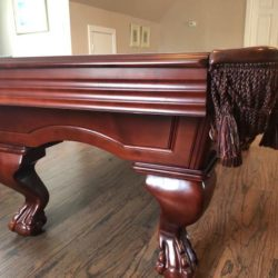 8FT Legacy Pool Table