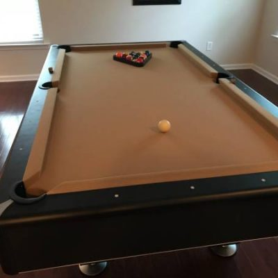 This Beautiful Pool Table Must Go