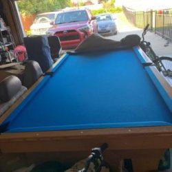 Slate Table