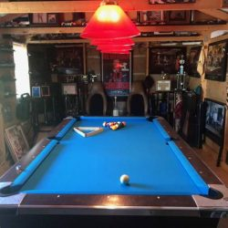 7 ft. Valley Pool Table