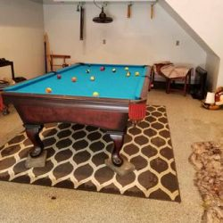 Olhausen Pool Table Slate 9ft