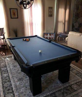 Pool Table Like New