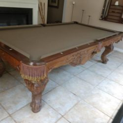 Beautiful 8 foot Table