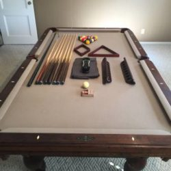 AMF PlayMaster Pool Table (SOLD)