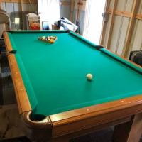 Classic Looking Pool Table