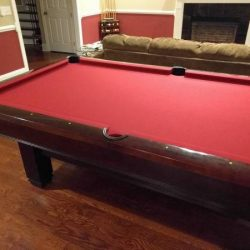 Brunswick Billiards 8ft Pool Table