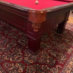 Pool Table & Billiard Chairs