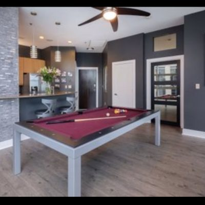 Aramith Fusion pool table
